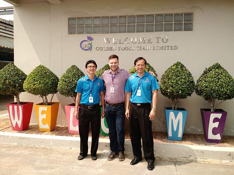 SensorX 检骨机在泰国产生重大影响